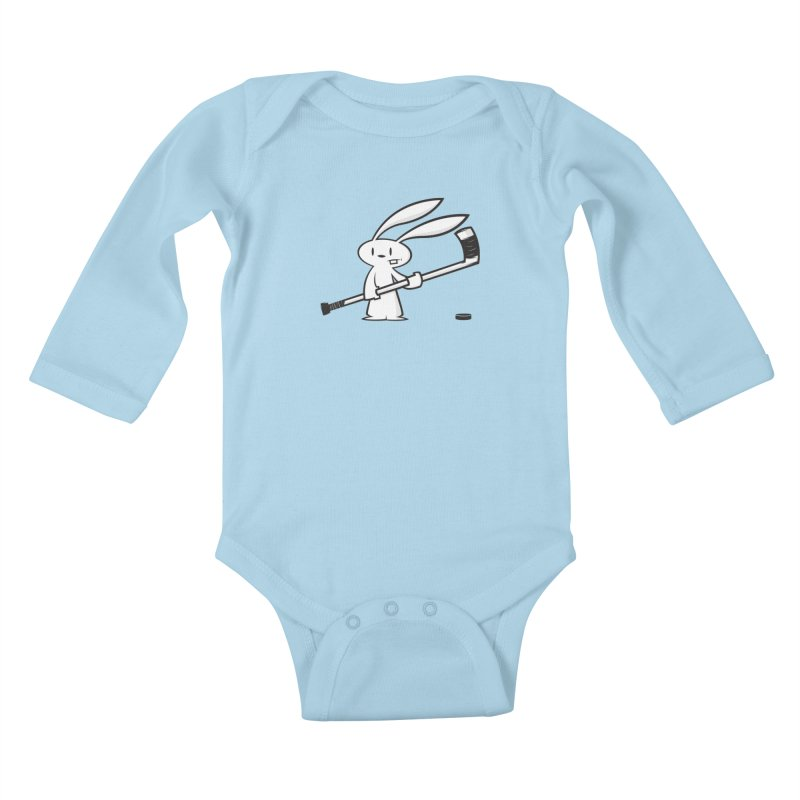 Can I Play? Kids Baby Longsleeve Bodysuit by firehat45's Artist Shop