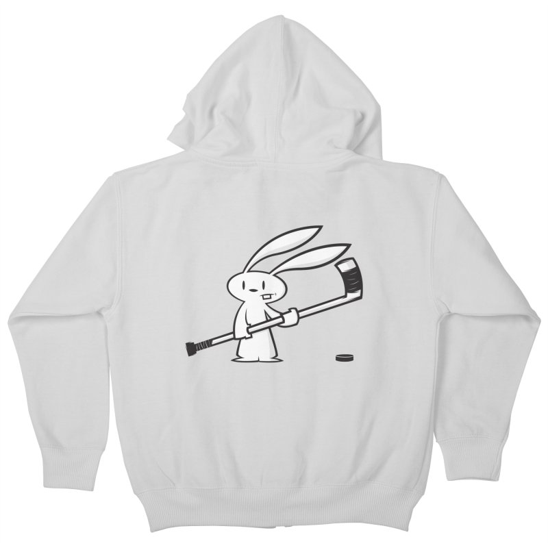 Can I Play? Kids Zip-Up Hoody by firehat45's Artist Shop