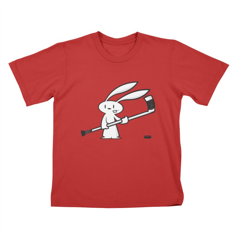 Can I Play? Kids T-Shirt by firehat45's Artist Shop