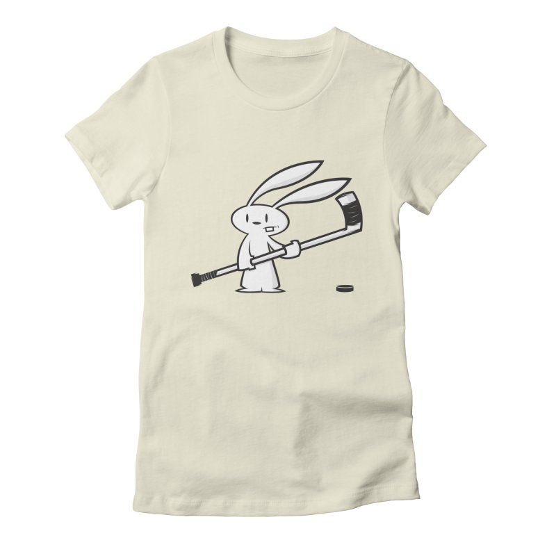 Can I Play? Women's Fitted T-Shirt by firehat45's Artist Shop