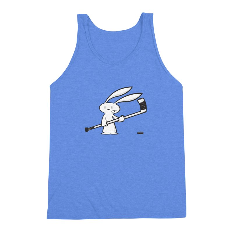 Can I Play? Men's Triblend Tank by firehat45's Artist Shop