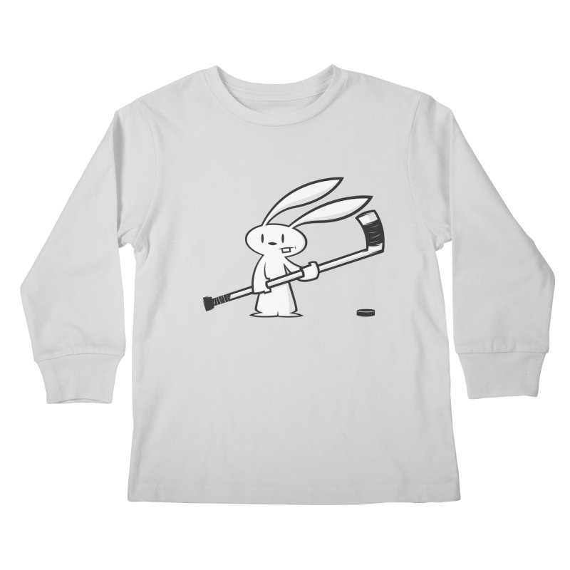 Can I Play? Kids Longsleeve T-Shirt by firehat45's Artist Shop