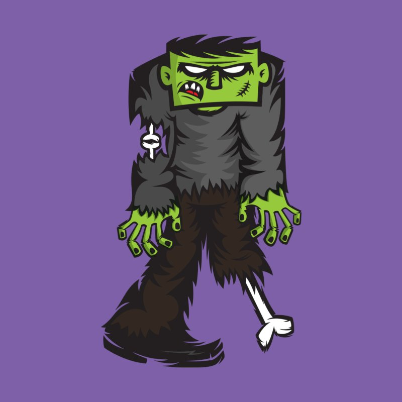 Zombie None  by firehat45's Artist Shop