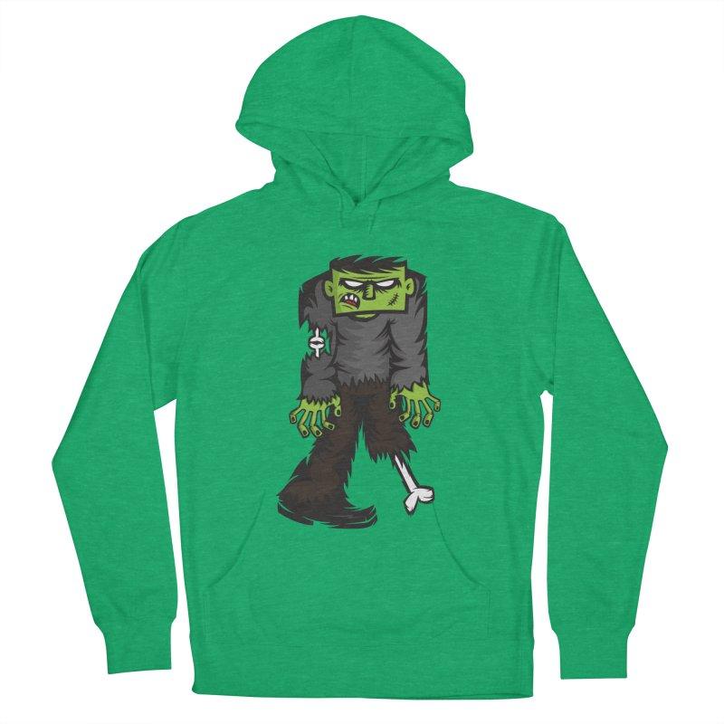 Zombie Women's Pullover Hoody by firehat45's Artist Shop