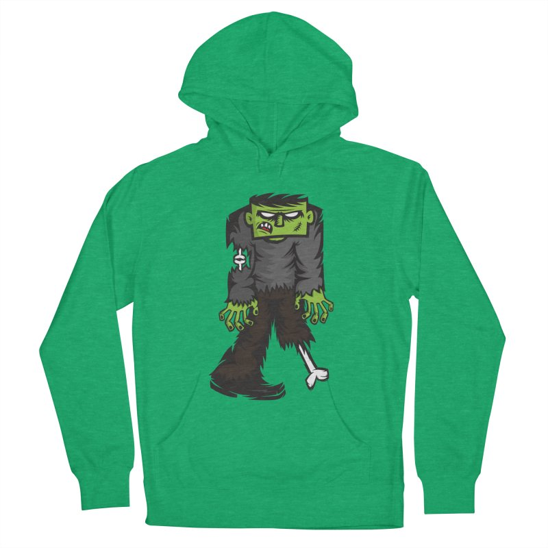 Zombie Men's Pullover Hoody by firehat45's Artist Shop