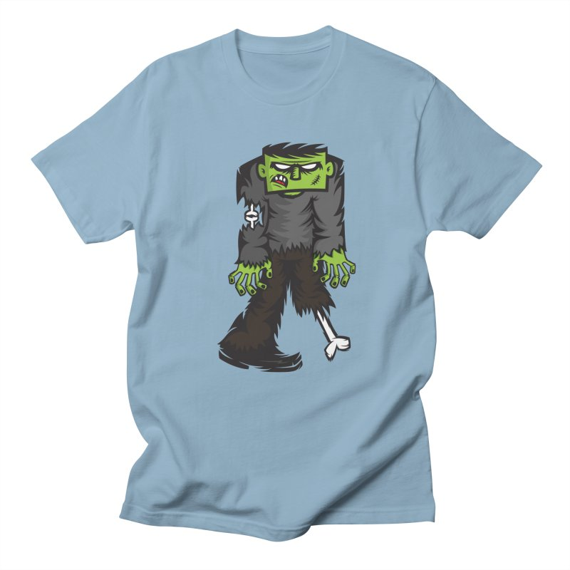 Zombie Men's T-shirt by firehat45's Artist Shop