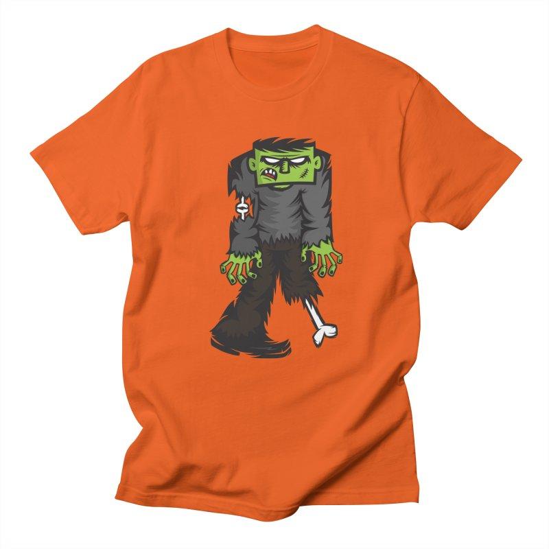 Zombie Men's T-Shirt by firehat45's Artist Shop