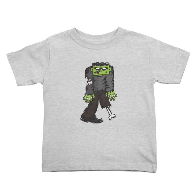 Zombie Kids Toddler T-Shirt by firehat45's Artist Shop