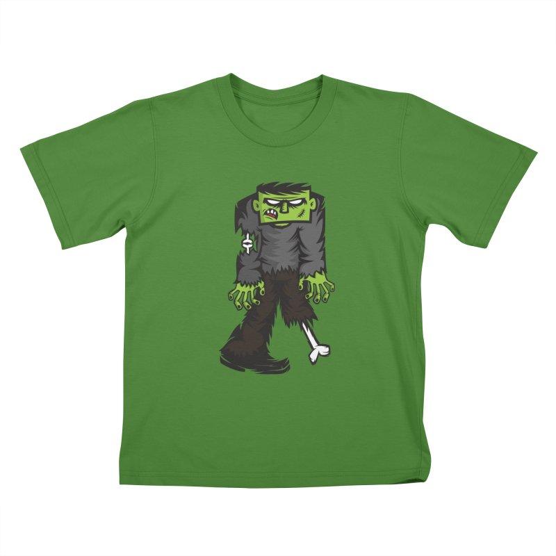 Zombie Kids T-Shirt by firehat45's Artist Shop