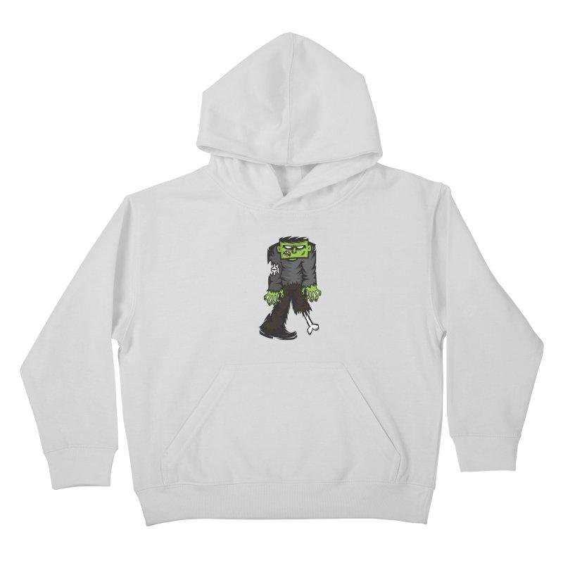Zombie Kids Pullover Hoody by firehat45's Artist Shop