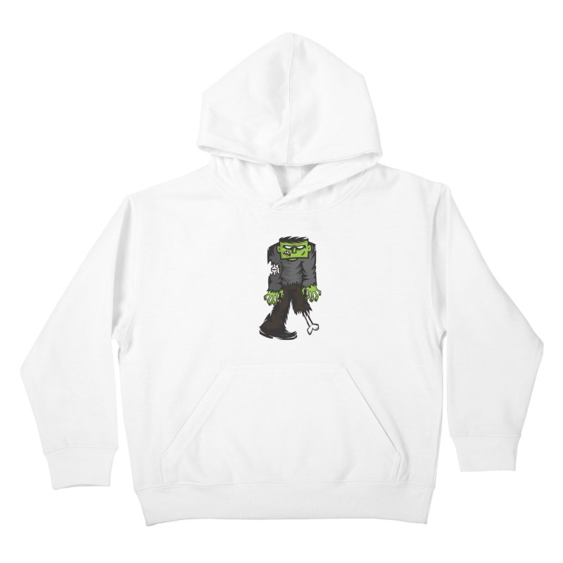 Zombie Kids Pullover Hoody by firehat45's Artist Shop