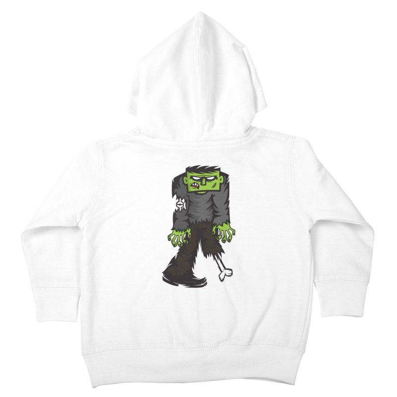Zombie Kids Toddler Zip-Up Hoody by firehat45's Artist Shop