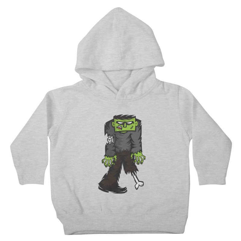 Zombie Kids Toddler Pullover Hoody by firehat45's Artist Shop