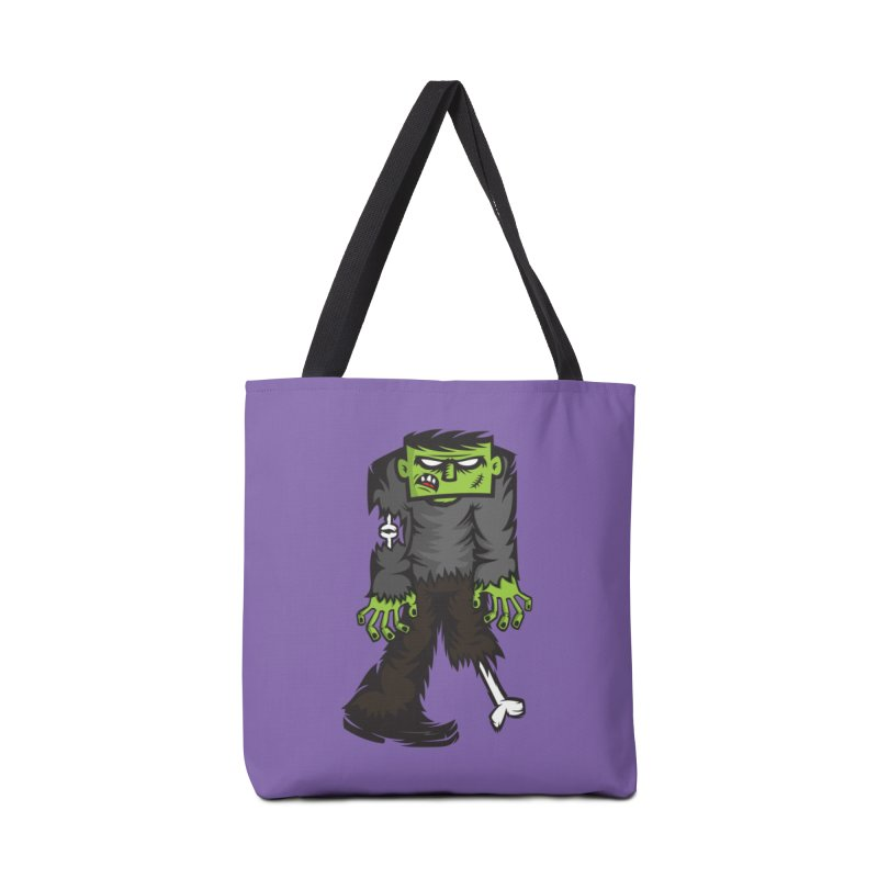Zombie Accessories Bag by firehat45's Artist Shop