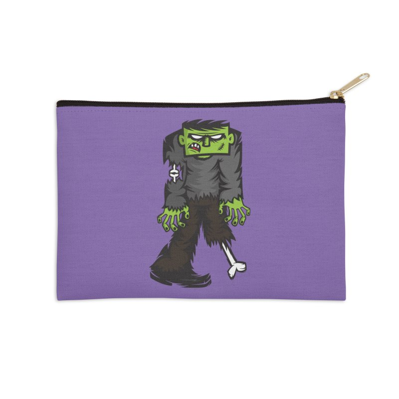 Zombie Accessories Zip Pouch by firehat45's Artist Shop