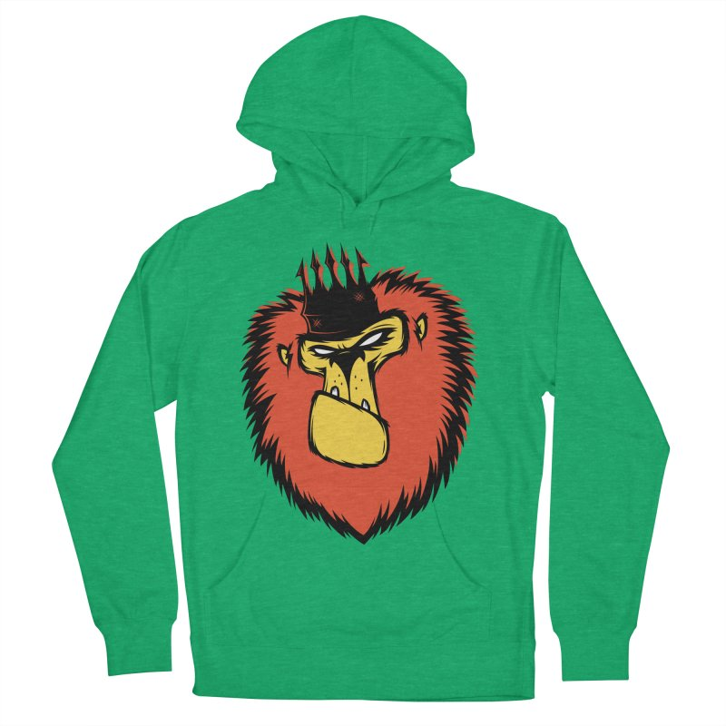 Lion King Men's Pullover Hoody by firehat45's Artist Shop