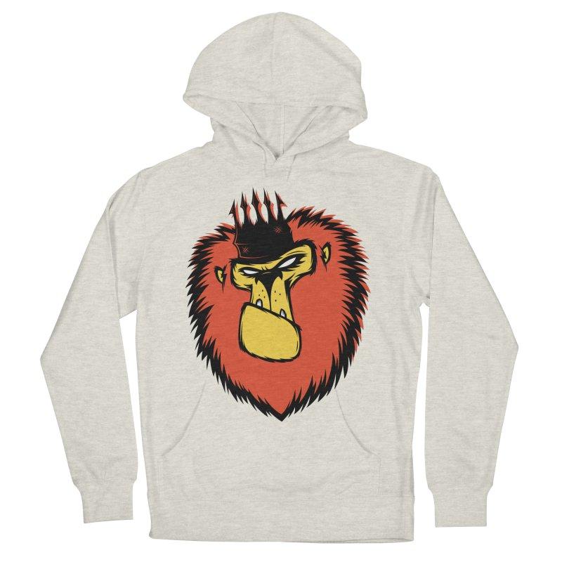 Lion King Men's Pullover Hoody by firehat45's Artist Shop