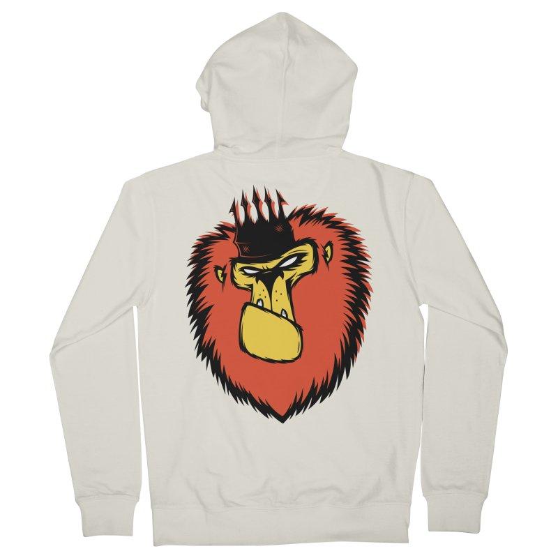 Lion King Women's Zip-Up Hoody by firehat45's Artist Shop