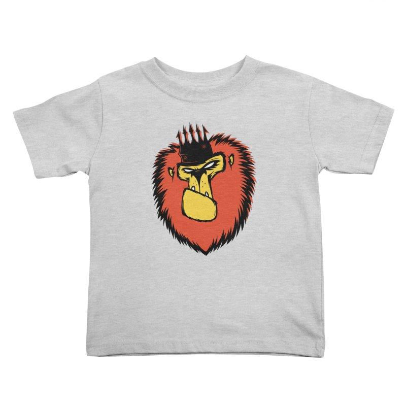 Lion King Kids Toddler T-Shirt by firehat45's Artist Shop