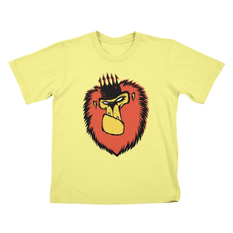 Lion King Kids T-shirt by firehat45's Artist Shop