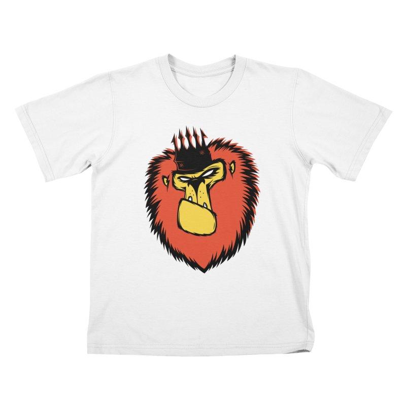 Lion King Kids T-Shirt by firehat45's Artist Shop