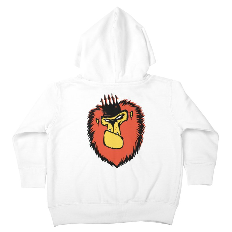 Lion King Kids Toddler Zip-Up Hoody by firehat45's Artist Shop