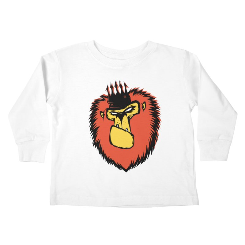 Lion King Kids Toddler Longsleeve T-Shirt by firehat45's Artist Shop
