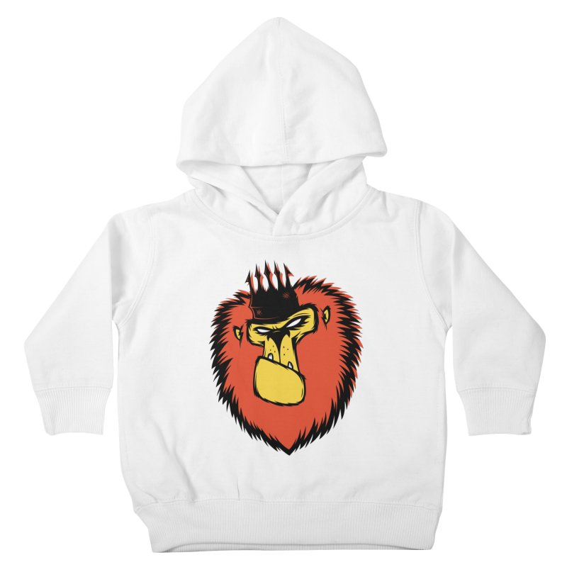 Lion King Kids Toddler Pullover Hoody by firehat45's Artist Shop