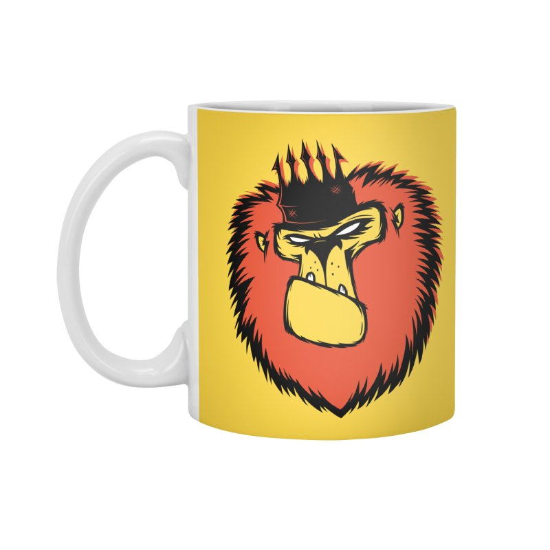 Lion King Accessories Mug by firehat45's Artist Shop