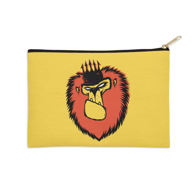 Lion King Accessories Zip Pouch by firehat45's Artist Shop