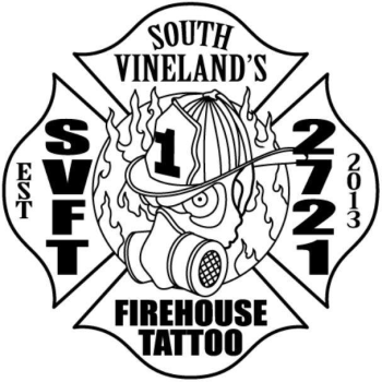 South Vineland's Firehouse Tattoo Logo