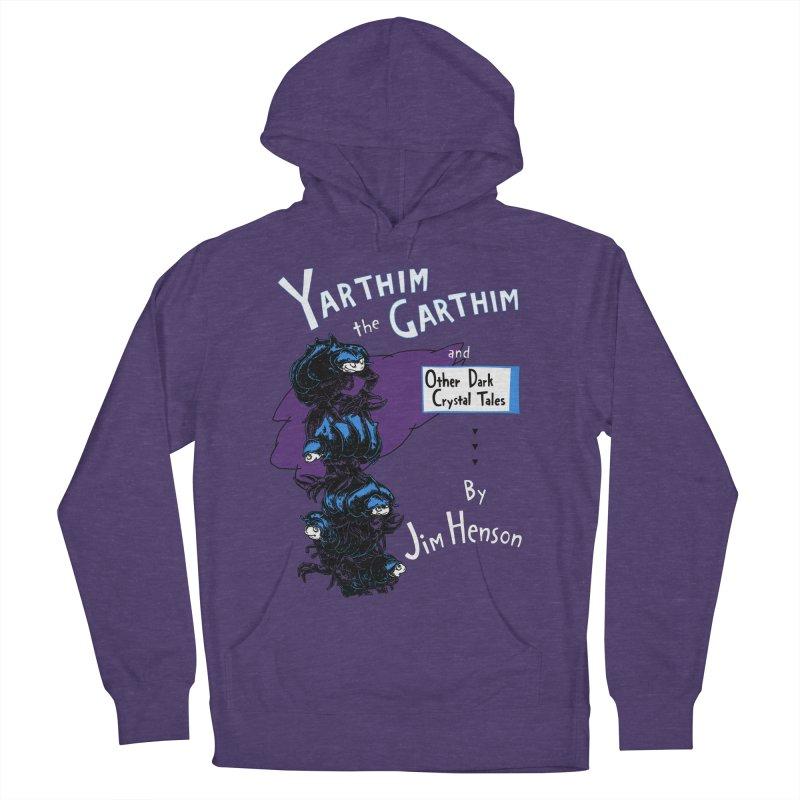 Yarthim the Garthim Men's French Terry Pullover Hoody by fireweatherstudio's Artist Shop