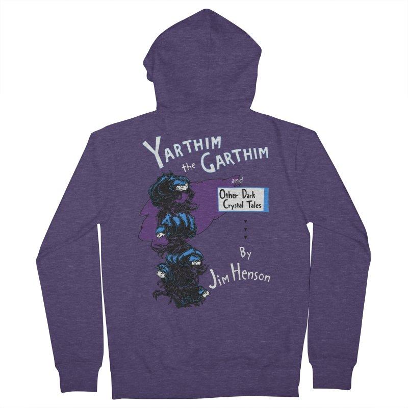 Yarthim the Garthim Men's Zip-Up Hoody by fireweatherstudio's Artist Shop