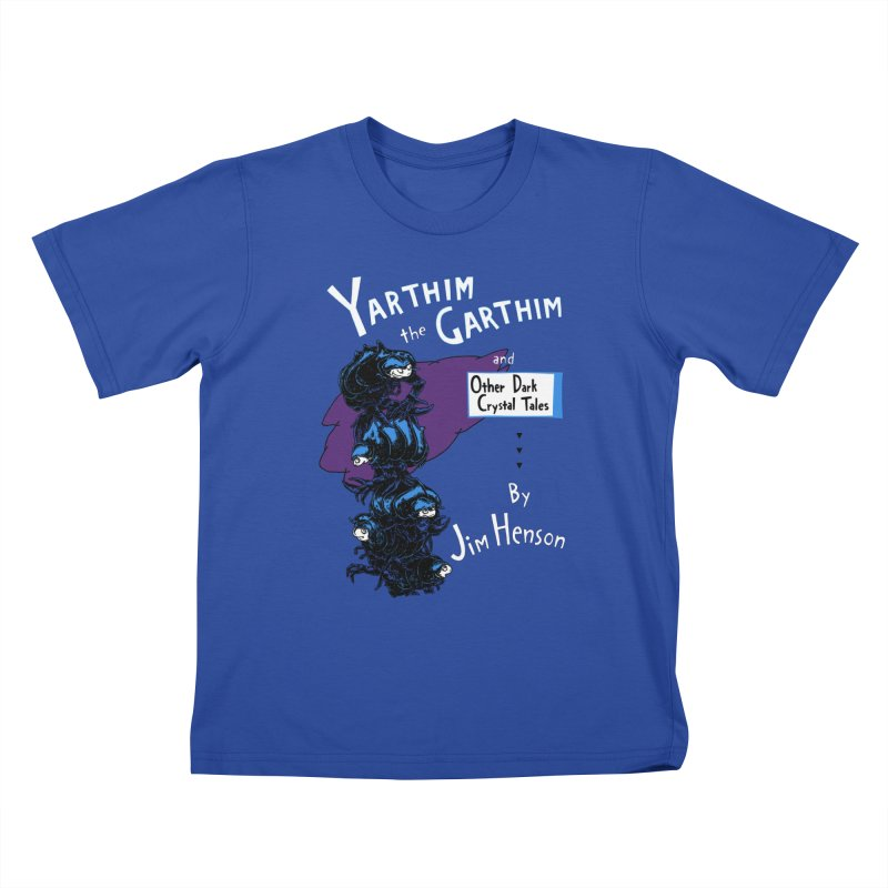 Yarthim the Garthim Kids T-Shirt by fireweatherstudio's Artist Shop