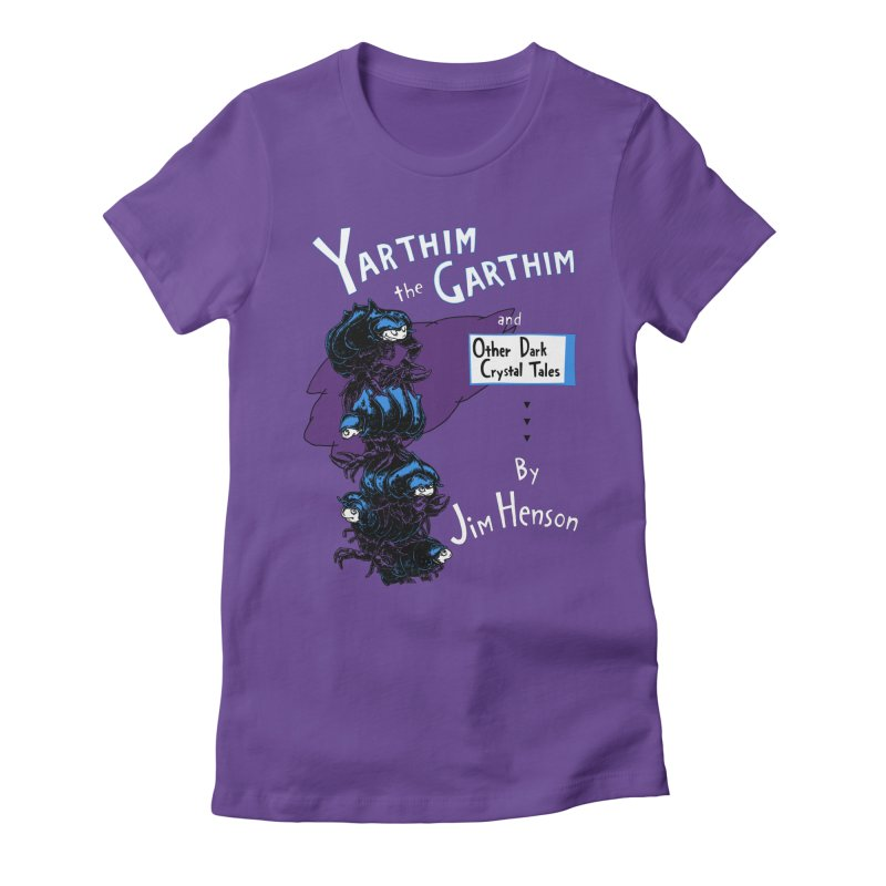 Yarthim the Garthim Women's Fitted T-Shirt by fireweatherstudio's Artist Shop