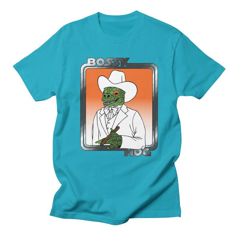 Bossk Hog Men's T-shirt by fireweatherstudio's Artist Shop