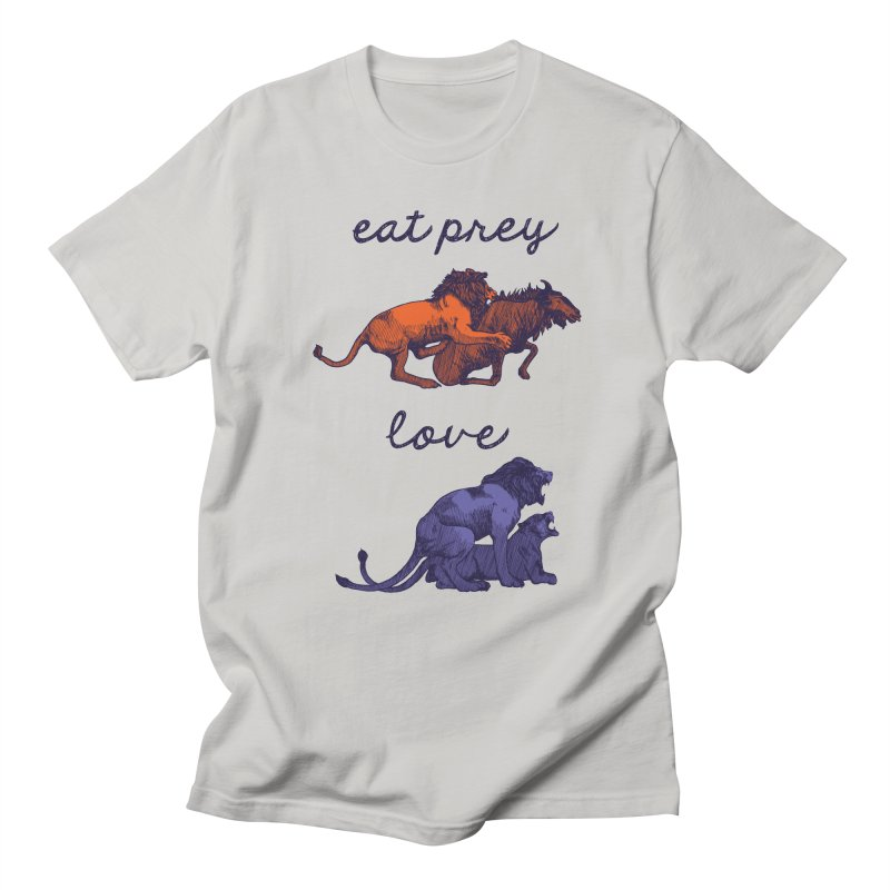 Eat Prey, Love   by fireweatherstudio's Artist Shop