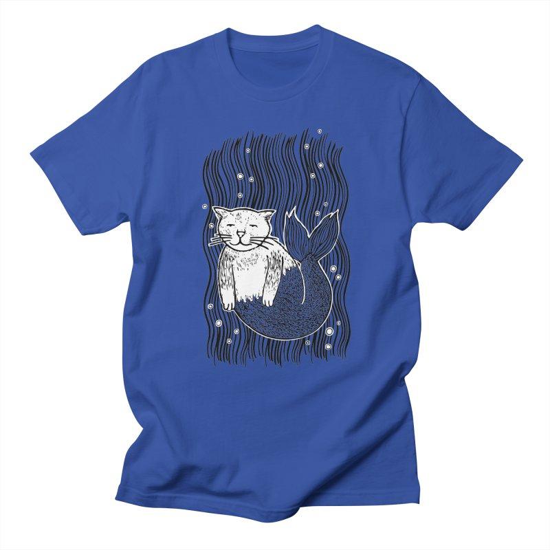 Mercat Men's T-Shirt by fireweatherstudio's Artist Shop
