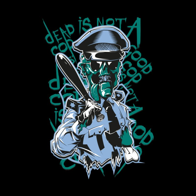 Dead cop is not a good cop by fishark's Artist Shop