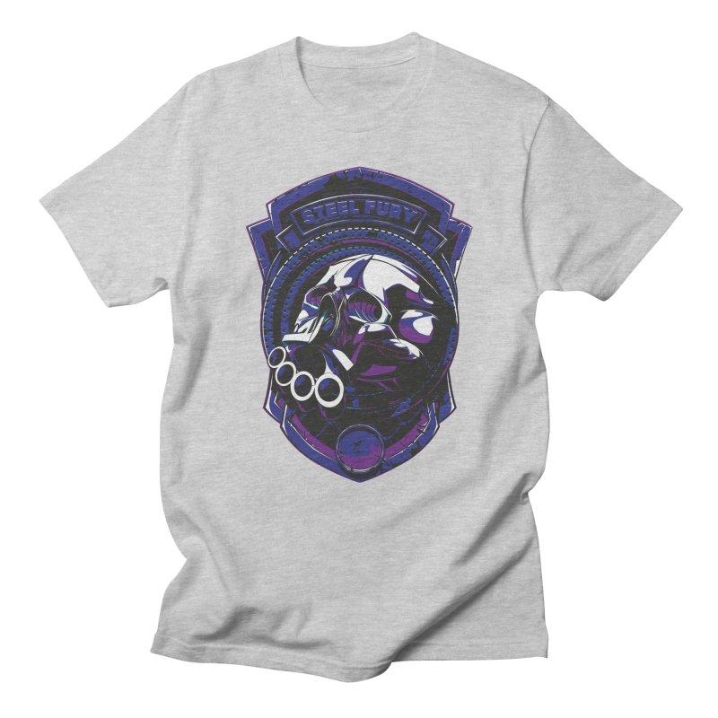 Steel Fury Women's Unisex T-Shirt by fishark's Artist Shop