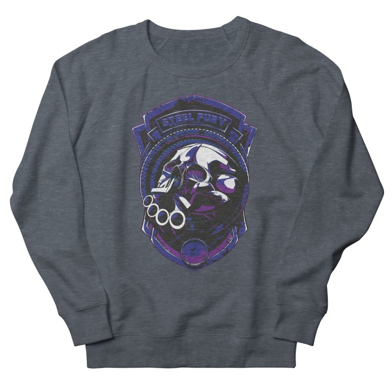 Steel Fury Women's Sweatshirt by fishark's Artist Shop