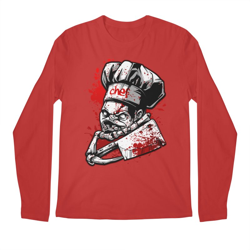Pudge dota 2 Men's Longsleeve T-Shirt by fishark's Artist Shop