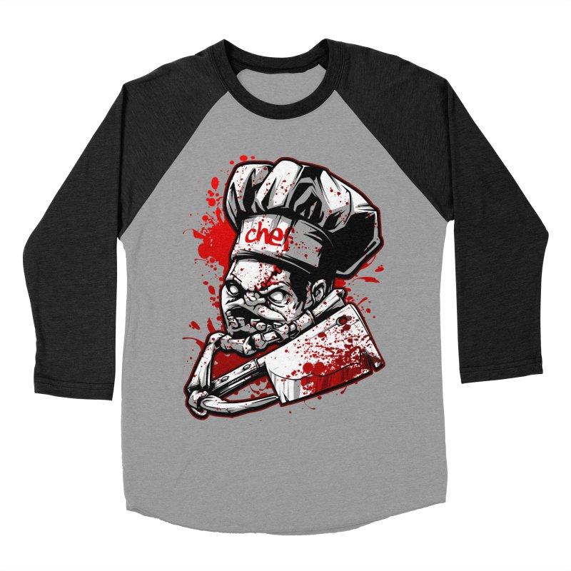 Pudge dota 2 Men's Baseball Triblend T-Shirt by fishark's Artist Shop