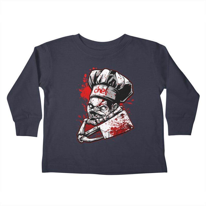 Pudge dota 2 Kids Toddler Longsleeve T-Shirt by fishark's Artist Shop