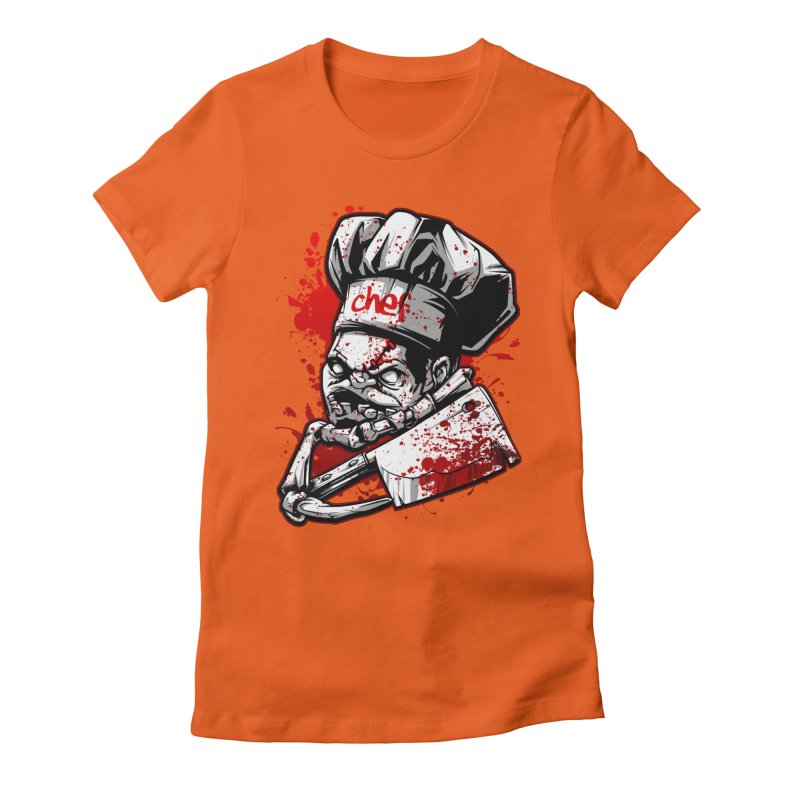 Pudge dota 2 Women's Fitted T-Shirt by fishark's Artist Shop