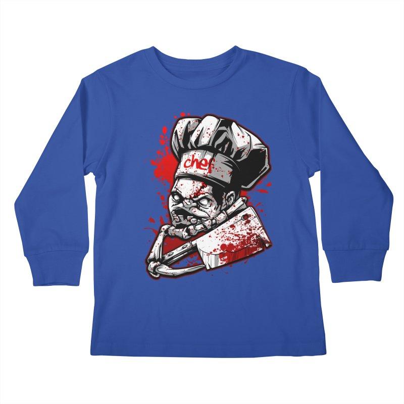 Pudge dota 2 Kids Longsleeve T-Shirt by fishark's Artist Shop