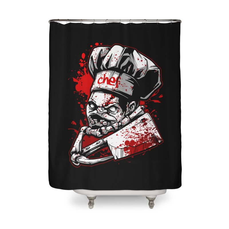 Pudge dota 2 Home Shower Curtain by fishark's Artist Shop