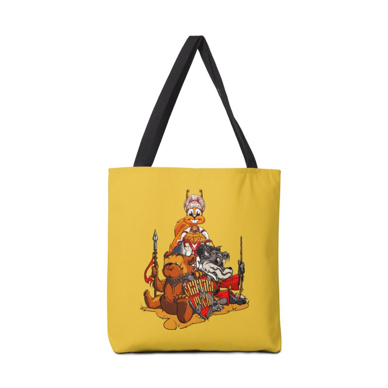 Trio from Russia Accessories Bag by fishark's Artist Shop