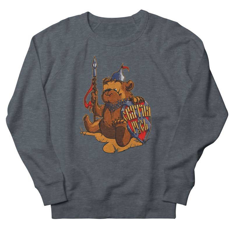 Bear from Russia Women's Sweatshirt by fishark's Artist Shop