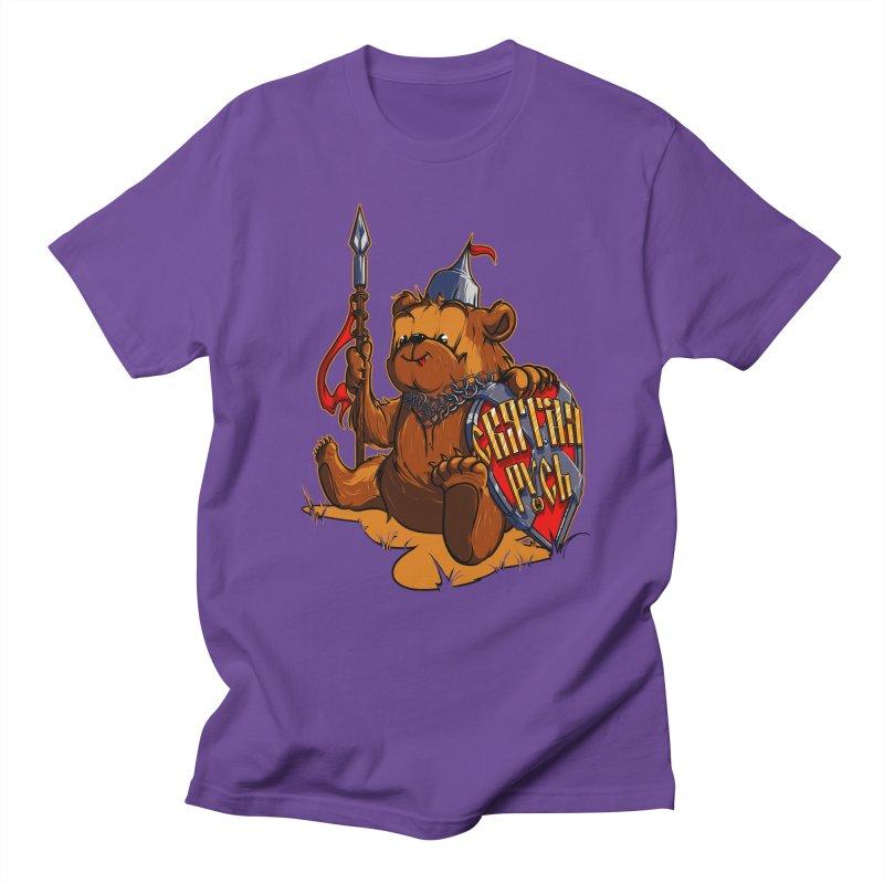 Bear from Russia Men's T-Shirt by fishark's Artist Shop